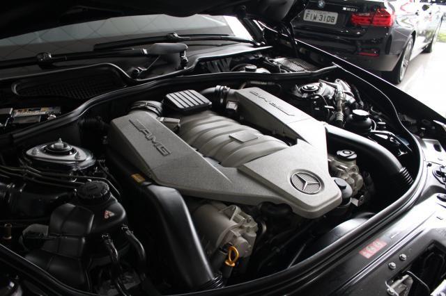 MERCEDES-BENZ S 63 AMG 2009/2009 6.2 V8 GASOLINA 4P AUTOMÁTICO - Foto 6