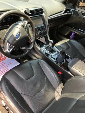 Ford Fusion AWD Titanium 2014/2015 - Foto 12