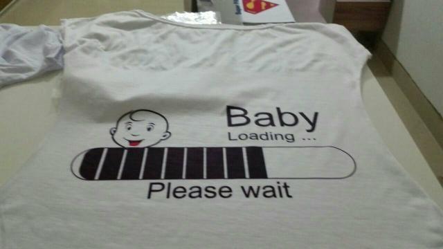 Camisas para gestantes - Foto 2