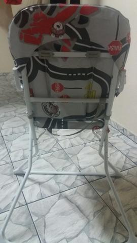 Cadeirinha alimentaçao bebe nenem - Foto 3