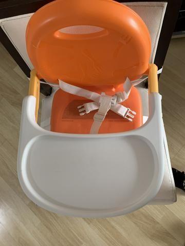 Cadeirinha de alimentação para bebê - Foto 5