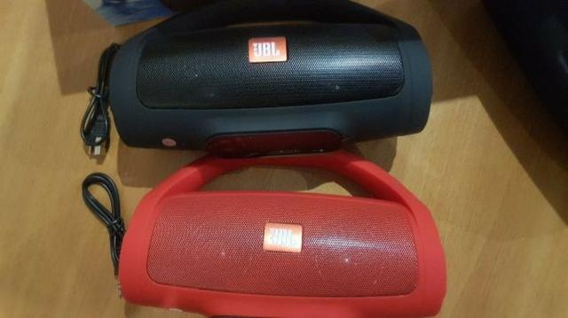 Mini Bombox JBL, Com Agudos e Graves Excelentes C/ Bluetooth - Foto 4