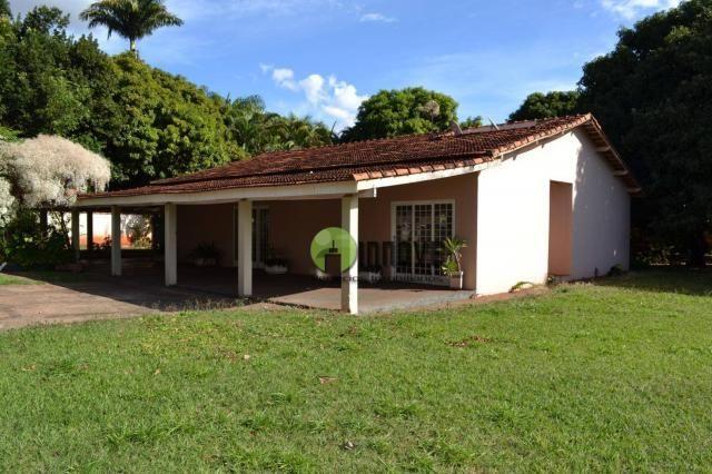 Chácara com 4 dormitórios à venda, 2450 m² por r$ 600.000 - condomínio estância beira rio  - Foto 6