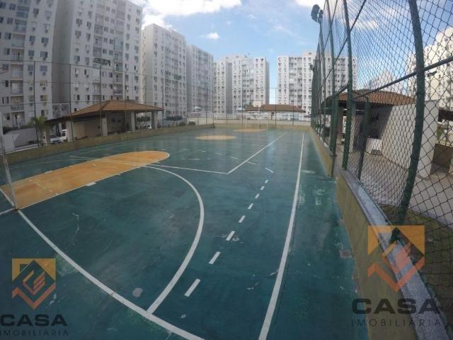 _ Apartamento no Villaggio Laranjeiras com 3 qts c/ suíte - Foto 8