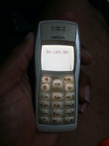 Nokia 1100 So pega Tim