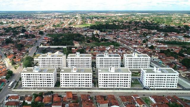 2 ou 3Dorm| 54 a 67m²| Melhor Residencial de Parnamirim| Financie pelo MCMV com Facilidade - Foto 10