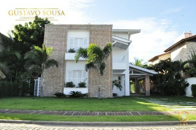 Espetacular Casa no Alphaville Fortaleza com piscina privativa - Foto 2