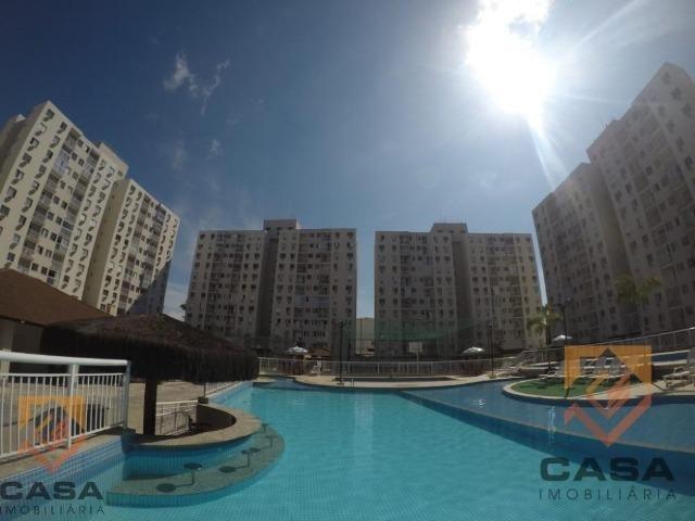 _ Apartamento no Villaggio Laranjeiras com 3 qts c/ suíte - Foto 7