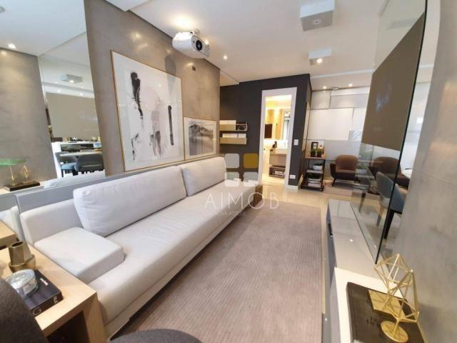 ECOVILLE - Lindo apartamento de 2 dormitórios 1 suíte no condomínio MADRI - Foto 19
