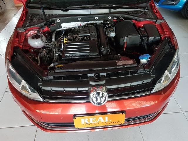 Vw - Volkswagen Golf Highline TSI 1.4 Automático Repasse Abaixo Da Fipe Financio Até 60X - Foto 15