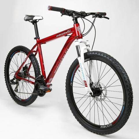 Bicicleta Gonew Endorphine 6.1 Shimano Alumínio- Aro 26 - 21