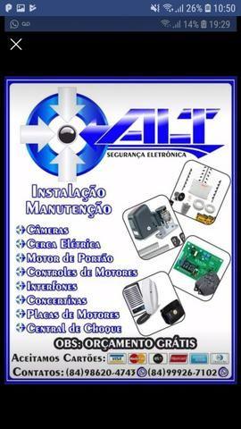 ALT segurança elétronica - Foto 3