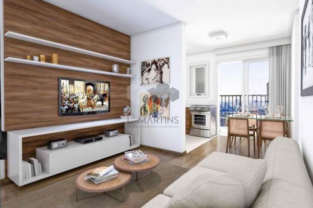 Apartamento para venda em novo hamburgo, rondônia, 2 dormitórios, 1 banheiro, 1 vaga - Foto 8