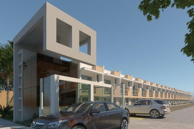 Casa Duplex - Lançamento - 64m² - 2 suítes -SN - Foto 8