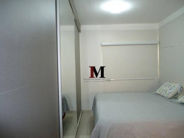 vendemos apartamento mobiliado com 2 quartos no Res Torre de Italia - Foto 15