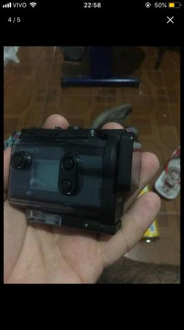 Sony action cam as50 hd youtube - Foto 2