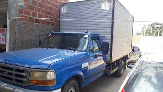 Ford F 4.000 1998 motor cummins - Foto 6