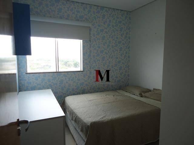 vendemos apartamento mobiliado com 2 quartos no Res Torre de Italia - Foto 18