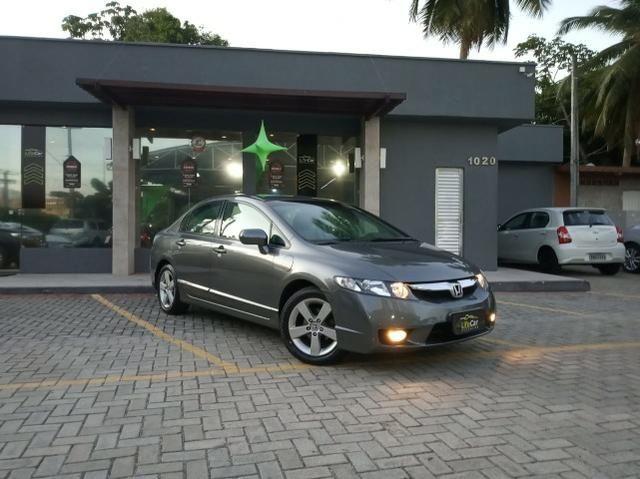Honda Civic 2009/2010 1.8 XLS 16V Flex 4P Automático - Foto 7