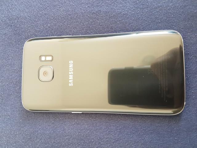 Samsung Galaxy S7 Flat 32gb com a TELA VAZADA - Foto 2