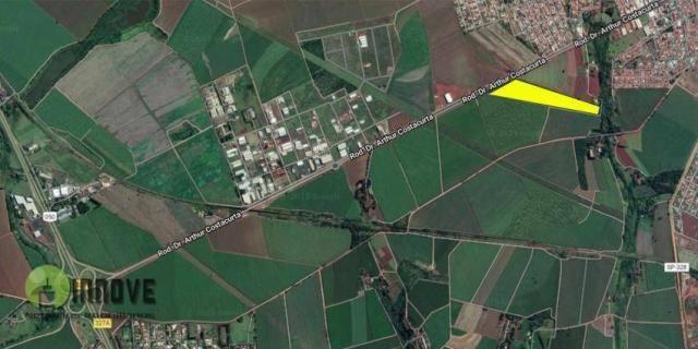 Área à venda, 96338 m² por r$ 2.500.000 - vicinal artur costacurta - jardinópolis/sp