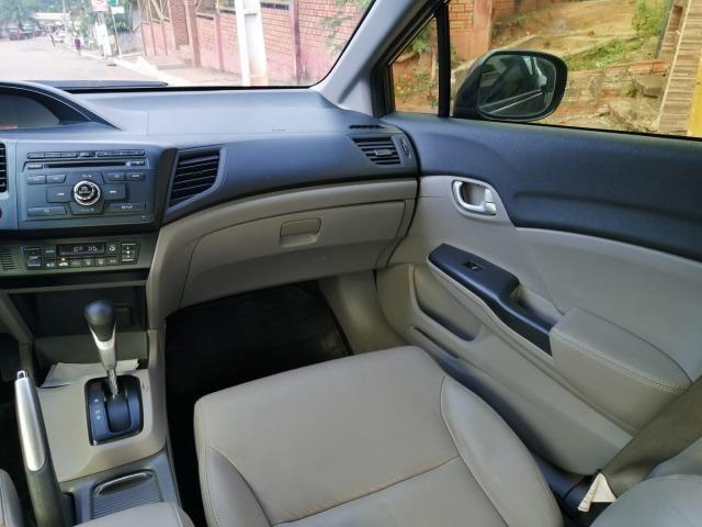 Honda Civic 2015 Completo - Muito Bonito - Foto 5