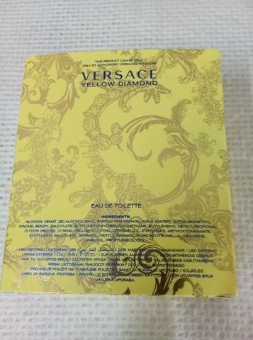 Perfume Versace Yellow Diamond - Foto 2