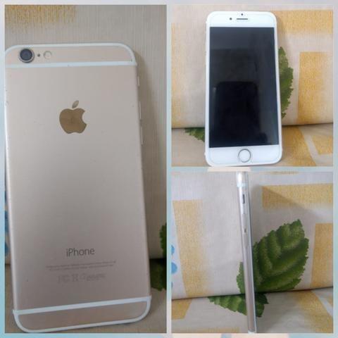 IPhone 6 128 GB somente venda - Foto 4