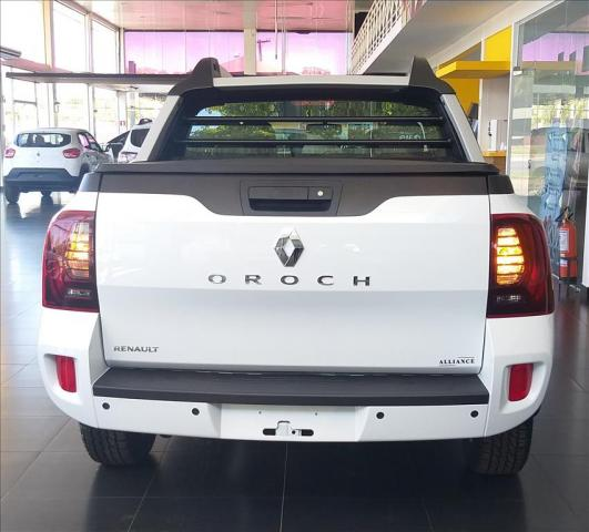 RENAULT DUSTER OROCH 1.6 16V SCE FLEX DYNAMIQUE MANUAL - Foto 5
