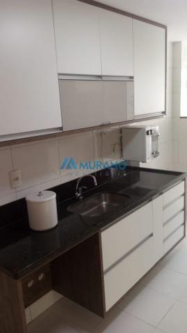 Murano Imobiliária aluga apartamento de 3 quartos na Praia da Costa, Vila Velha - ES - Foto 6