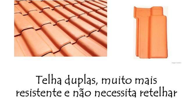 Madeira para Teto e telhas em até 12x - Foto 4
