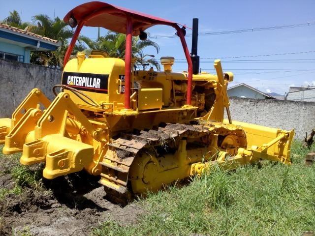 Trator de Esteira D6C Caterpillar com Riper Rodante novo