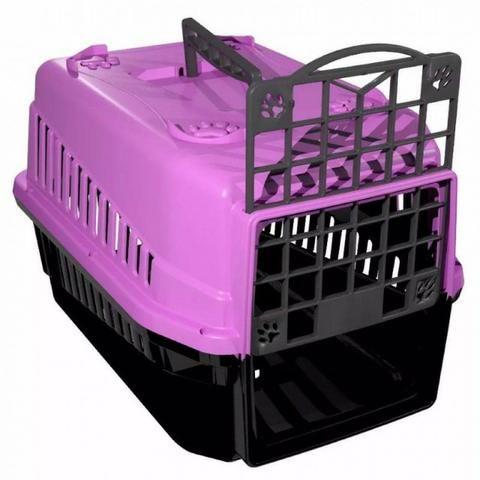 Caixa De Transporte Para Cães, Gatos e Coelhos - Foto 3
