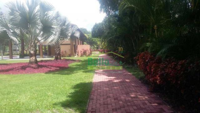 Terreno à venda, 616 m² por R$ 220.000 - Aldeia - Paudalho/PE - Foto 9