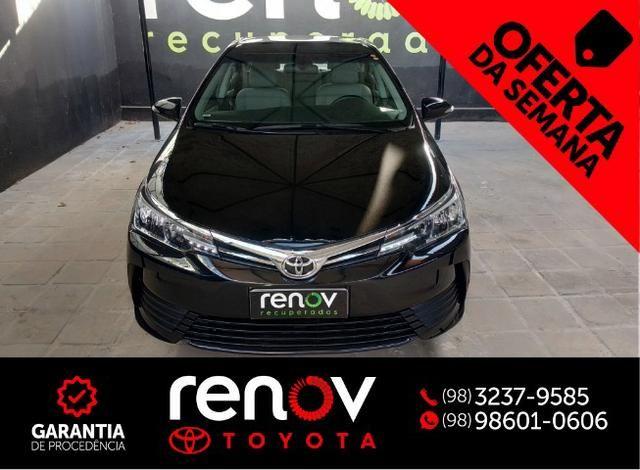 Toyota Corolla 2019 na Renov tem! Melhor preço do Maranhão venha conferir - Foto 2