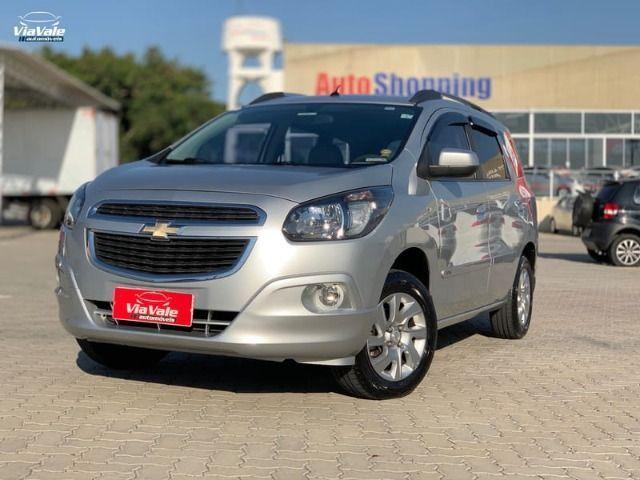 Chevrolet Spin 1.8 Ltz Automatica - 2014