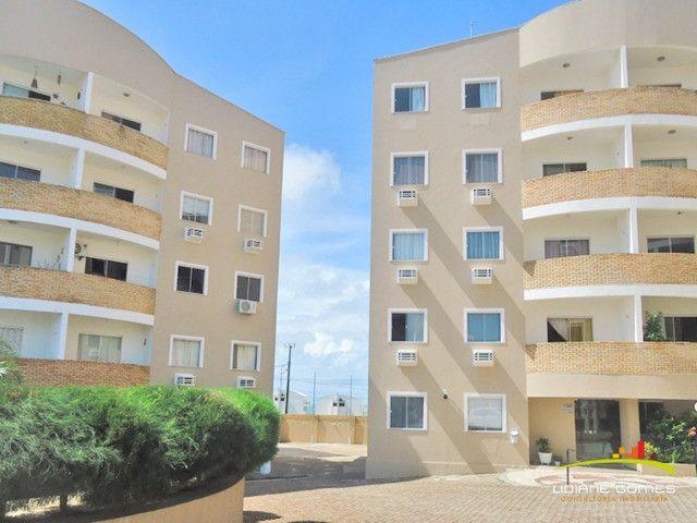 Apartamento 2 quartos, Mobiliado na Praia de Porto das Dunas - Foto 12