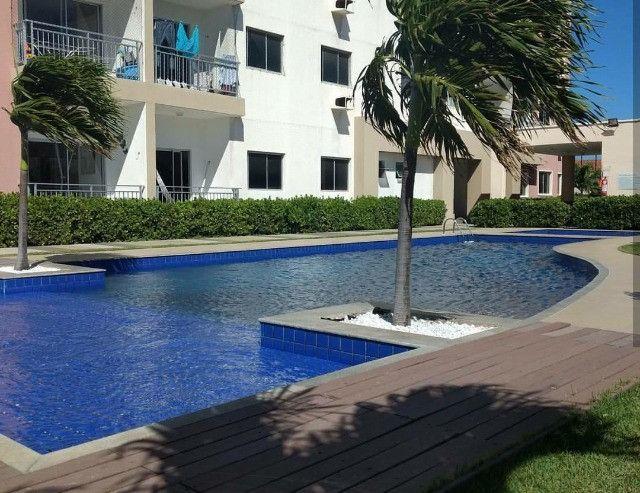 Apartamento com vista mar Condominio Bem Viver Club bairro Jacarecanga - Foto 14