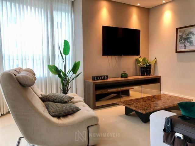 ***Apartamento Finamente Mobiliado com Vista Mar em Balneário Camboriú - Foto 14