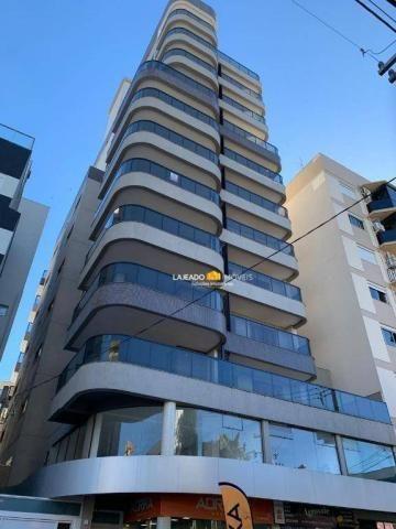 Apartamento para alugar, 182 m² por R$ 3.185,00/mês - Centro - Lajeado/RS