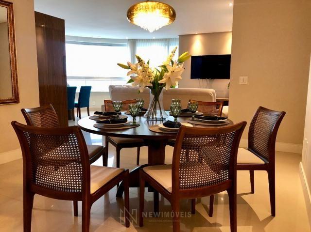 ***Apartamento Finamente Mobiliado com Vista Mar em Balneário Camboriú - Foto 9