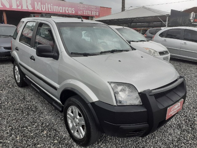 Ford Ecosport XLS 1.6 ano 2007 Top - Foto 2