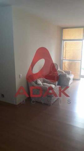 Apartamento à venda com 2 dormitórios em Copacabana, Rio de janeiro cod:CPAP20980