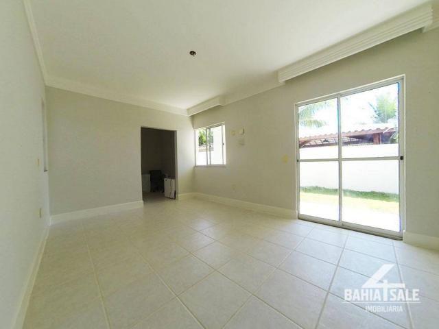 Casa com 4 dormitórios à venda por R$ 1.450.000 - Vila de Abrantes - Camaçari/BA - Foto 8
