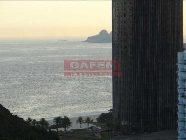 Apartamento à venda com 3 dormitórios em São conrado, Rio de janeiro cod:GACO30029 - Foto 2