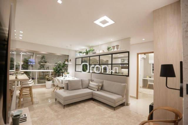 Apartamento à venda, 64 m² por R$ 301.000,00 - Setor Bueno - Goiânia/GO