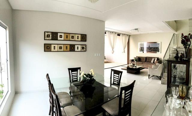 Casa no condomínio Sol Nascente, com: 4 suítes mais um quarto - Foto 3