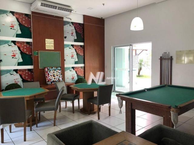 Apartamento com 3 dormitórios à venda, 75 m² no Natture Condomínio Clube - Candelária - Na - Foto 9