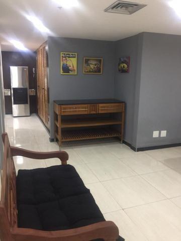 Sala mobiliada internet sem fiador e pagar e entrar r$ 999,0 coworking - Foto 5