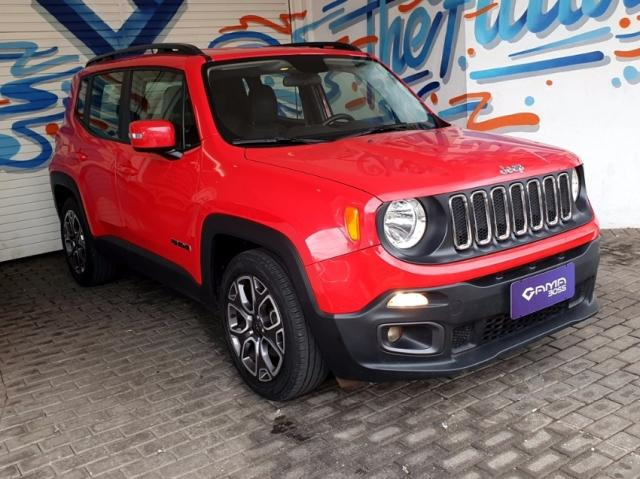 Jeep Renegade Longitude Flex 2016